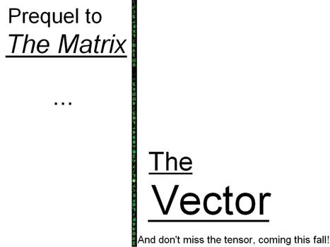 AP Humour - The Vector