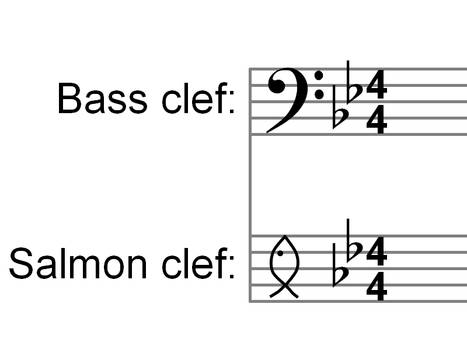 AP Humour - Bass Clef