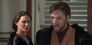 Sith ObiWan and Padme