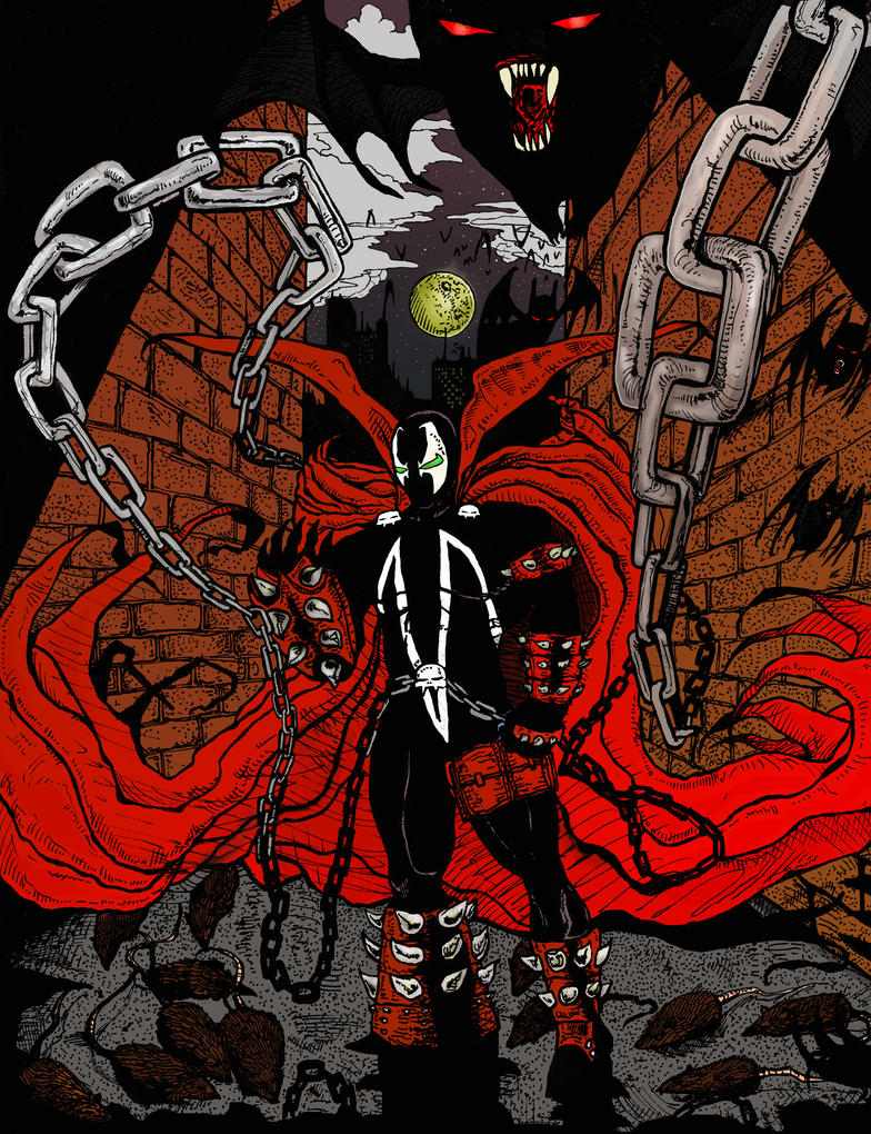 Spawn by Whitsteen