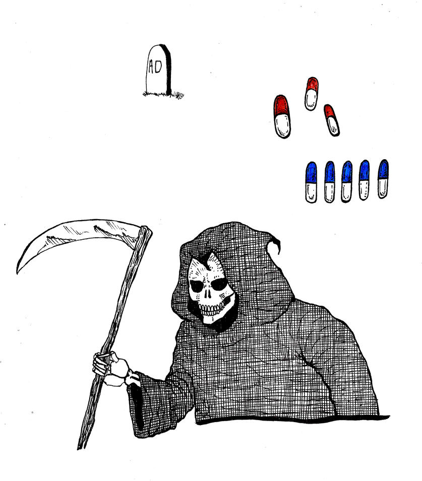 Reaper by Whitsteen