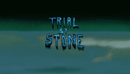 Trial By Stone - Stone Cold Logo