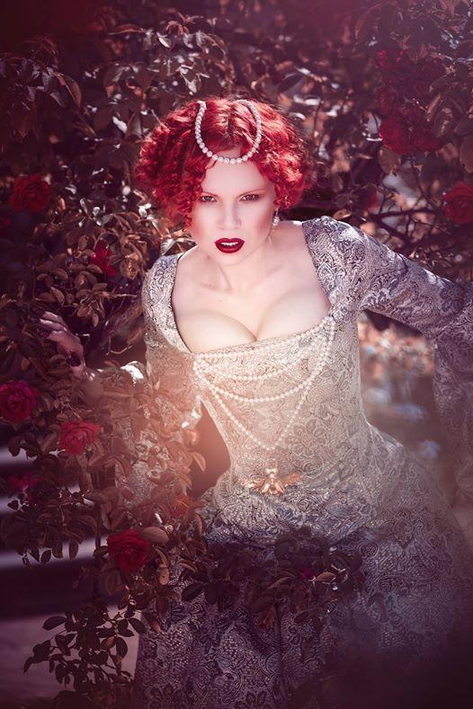 rose by MargotMi