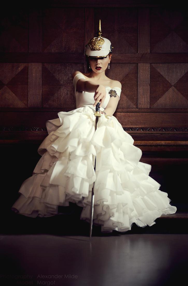 white by MargotMi