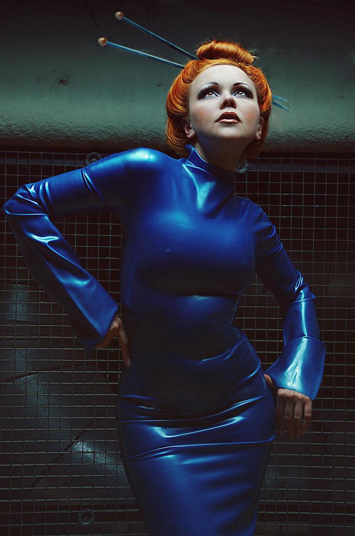 Deep-blue by MargotMi