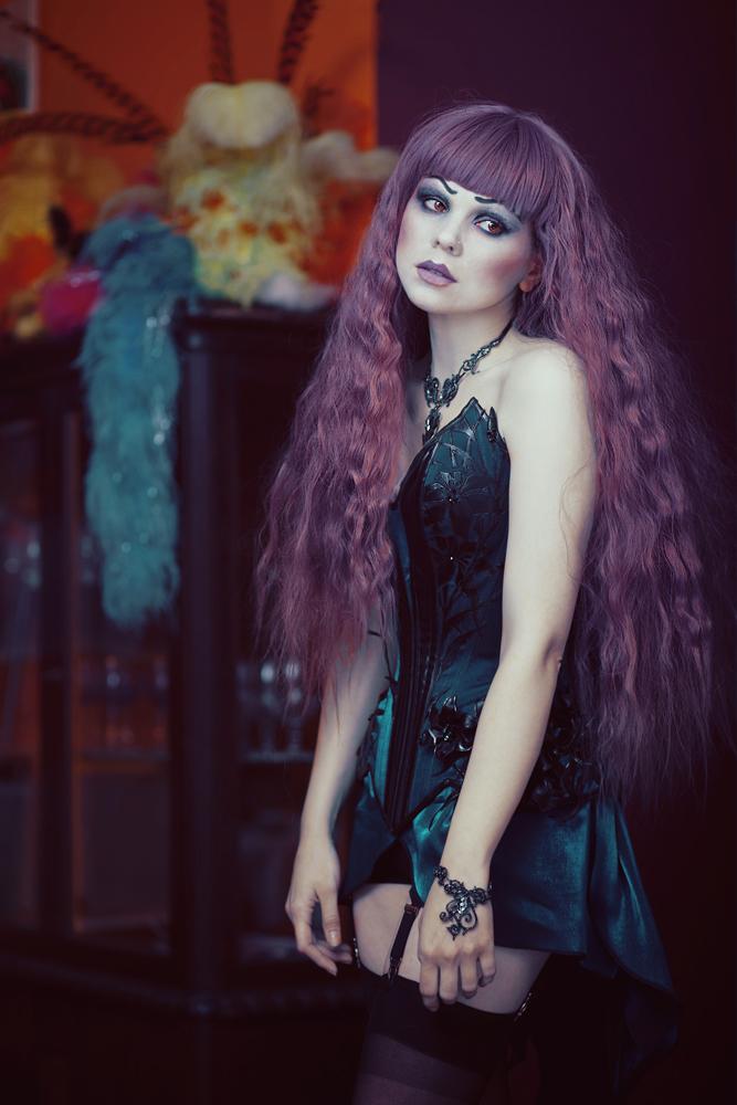 Brocken Dolls by MargotMi