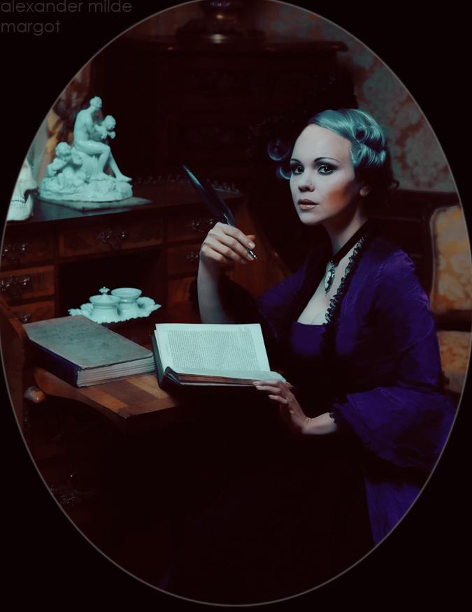 Wilhelmine by MargotMi