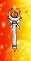Sailor Theta's Henshin Wand