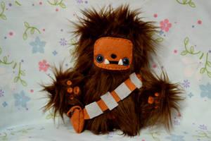 Chewbacca by Mias-Munchkins