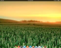 My Desktop November 5 2012 by tarantonio