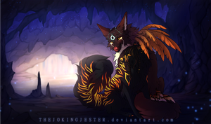 YCH | Cave of Stars
