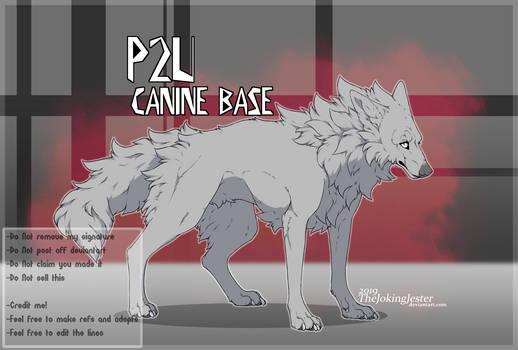 P2U | Wolf - Canine Base | #4