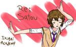 Rei Satou - Eizouken dance