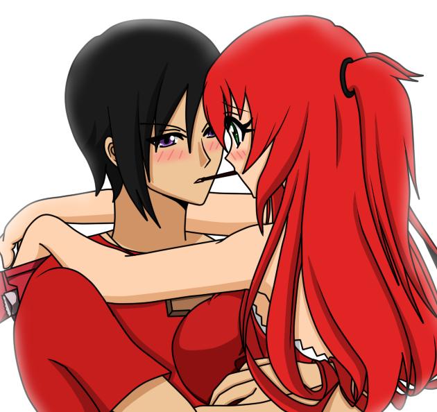Pocky love by Akane089