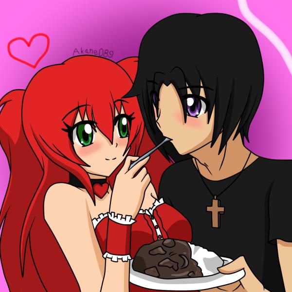 'Does it taste good?' by Akane089