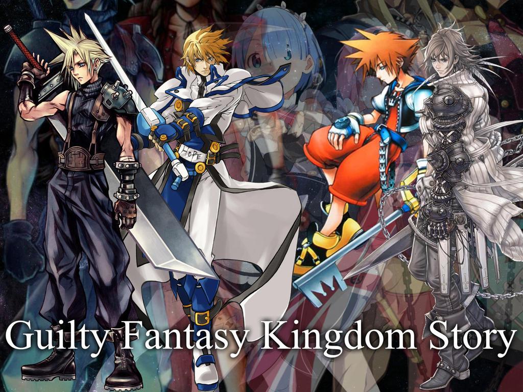 Guilty Fantasy Kingdom Story by Akane089