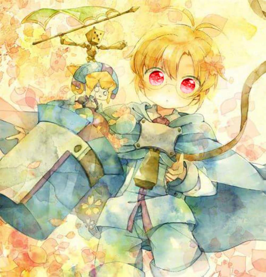 Cute lil' Carl by Akane089