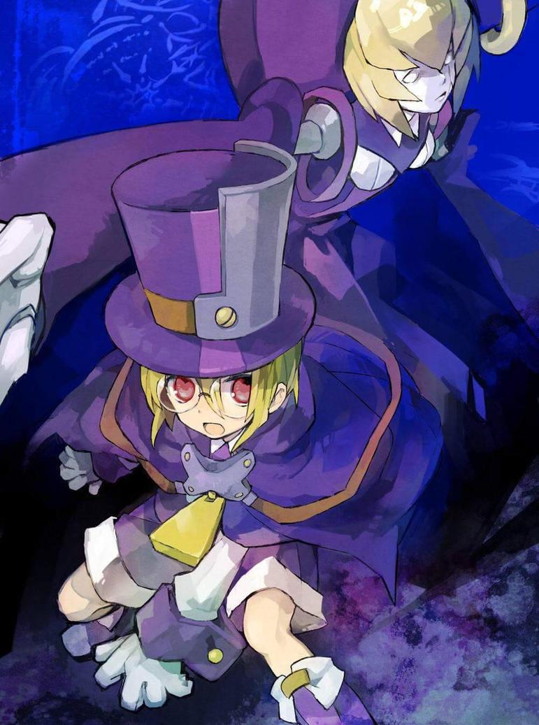Marionette Purple II by Akane089