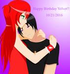 Happy Birthday Velvet!!