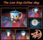 The Lion King Coffee Mug