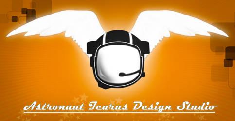 Astronaut Icarus by vijayram