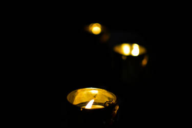 Lights to fight evil. by vijayram