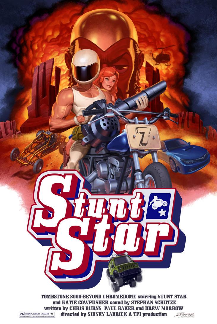 StuntStar/Tombstone2000 by DrewMorrow