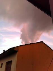 Tornado...Sort Of by WolfSorcerer