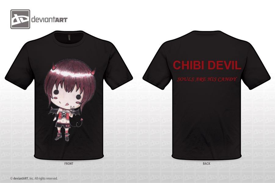 Chibi Devil by JapaneseMusic-Freak