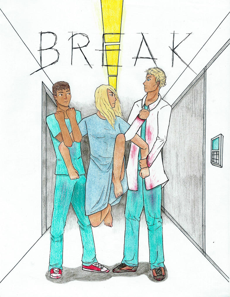 Break Official Cover by 300bulletproof