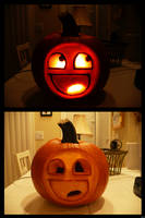 Awesome Pumpkin by kyjast