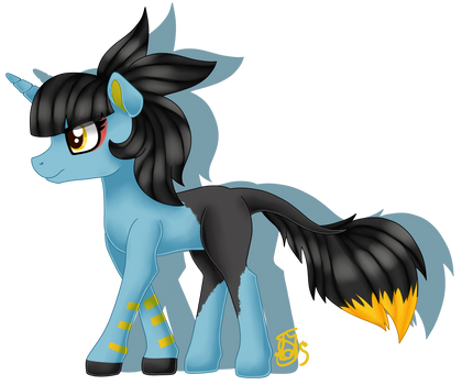 SOLD 405 Luxray ADOPTABLE