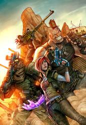 Borderlands Origins by XabiGazte