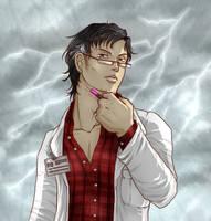 WTNV: The Perfect Scientist by ShiniVasyenka