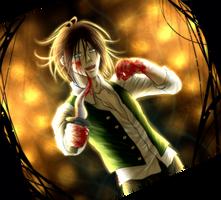Amnesia: PAINT THE MAN by ShiniVasyenka