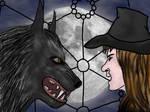 The Internal Battle- Van Helsing by ShadowVanHelsing