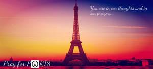 Pray for Paris Tribute