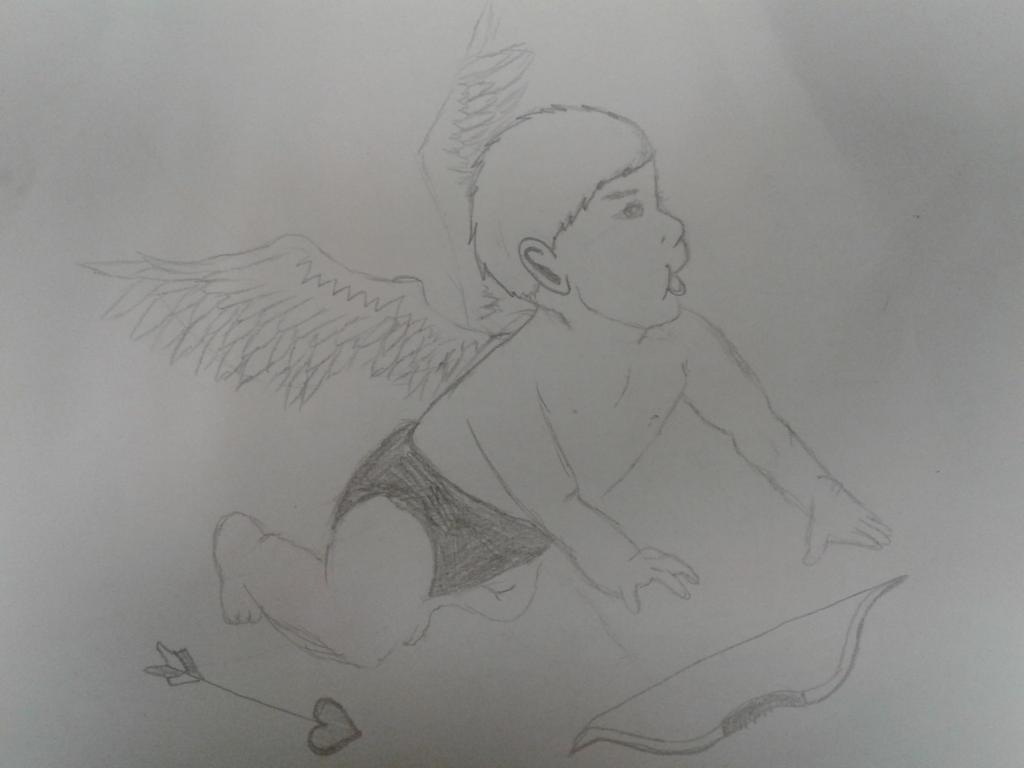 Cupid Baby by ShadowVanHelsing