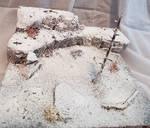 Snowy Diorama by ShadowVanHelsing