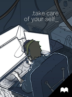 Take Care of Yourself - A motion comic about vi... by pridesaac