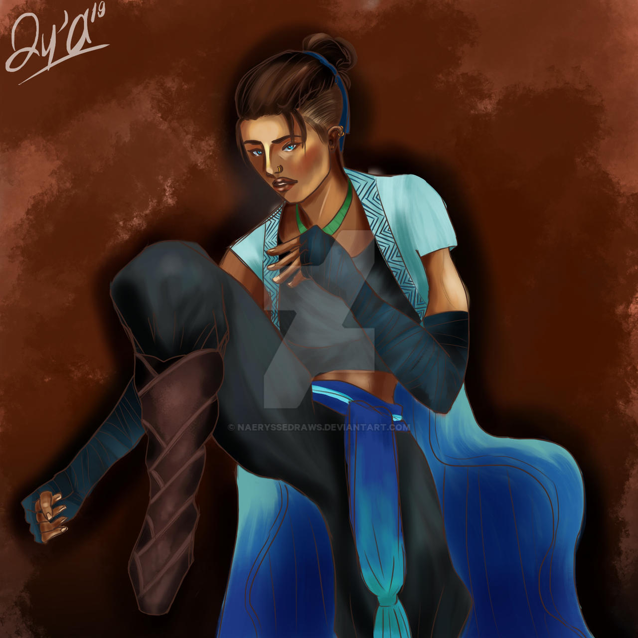 Beauregard From Critical Role By Naeryssedraws On Deviantart As of june 2018 critical role is an independent studio that streams on its own twitch channel and youtube. beauregard from critical role by