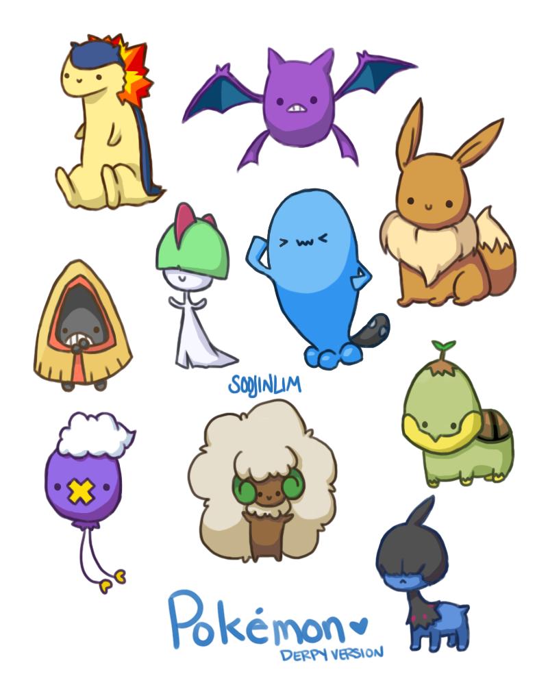 Derpy Pokemon Pics Download