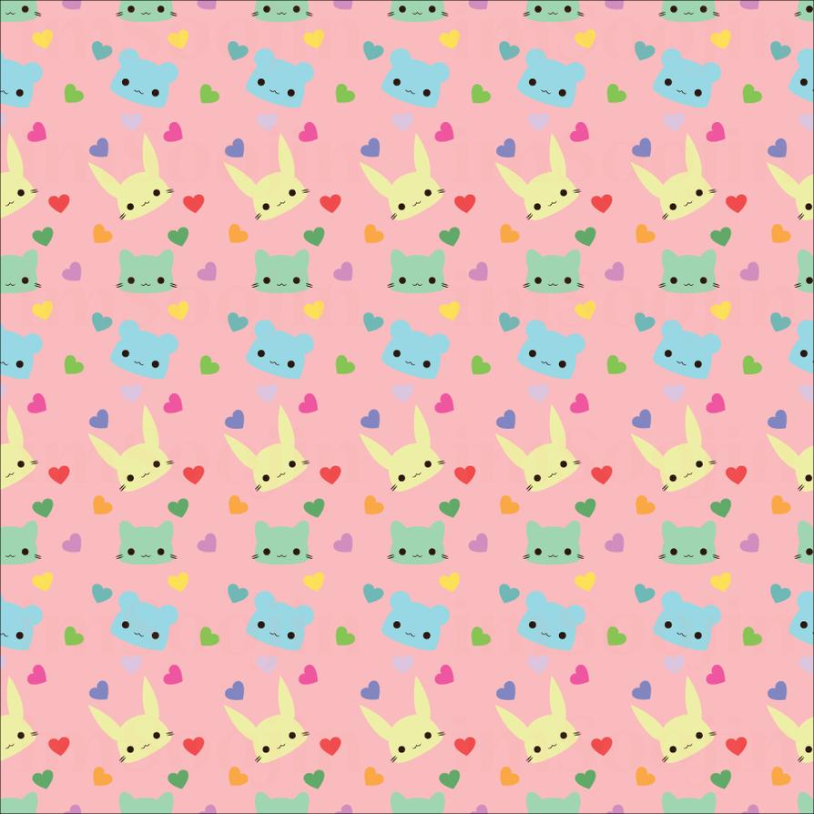 Cute animal pattern watermark by imsoojin on deviantart cute animal pattern watermark by imsoojin voltagebd Choice Image