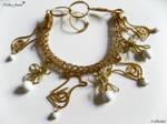 Viking Knit Mini Whippets Bracelet