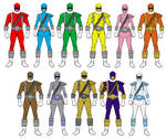 Wjones215verse Sentai 3 - Jurakiman