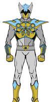 Diamond Hyper Force Ranger