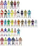 WJones215verse Sentai line-up 1