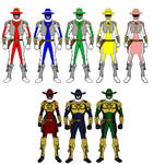 WJones215verse Sentai 7 - Sheriff-5