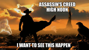 Assassin's Creed in the Wild West