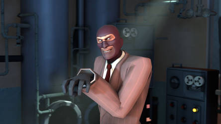 TF2 Spy sings Master of Disguise from LazyTown by Pythang